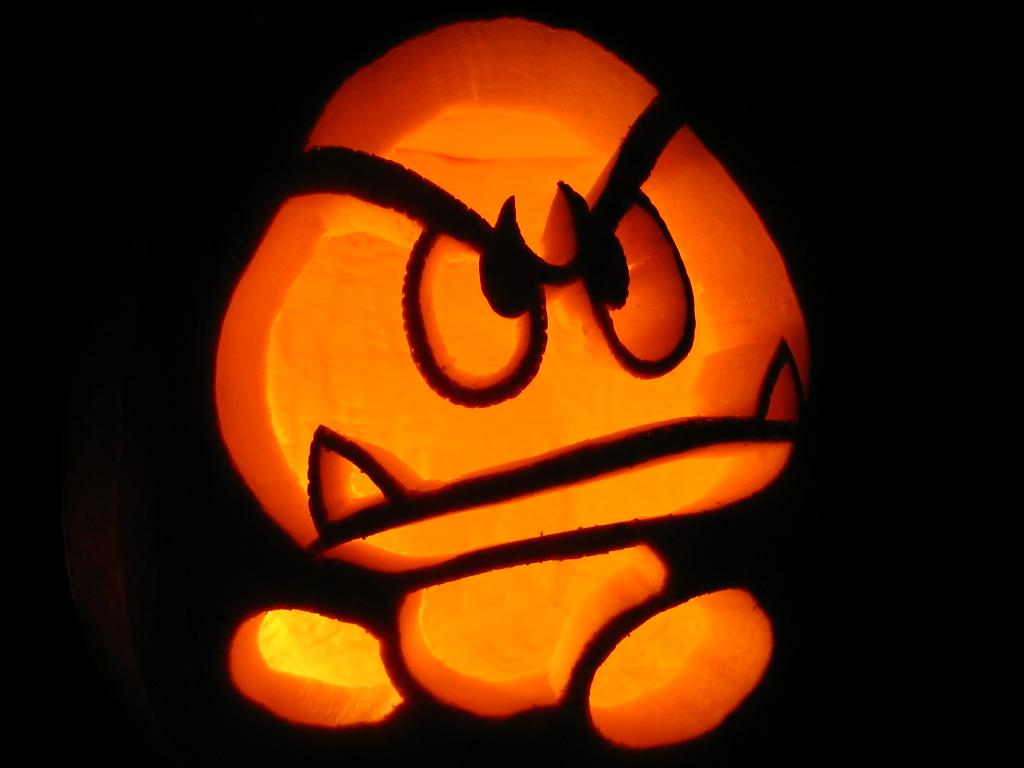 Goomba Koopa Stencil